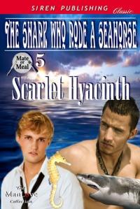 shark seahorse