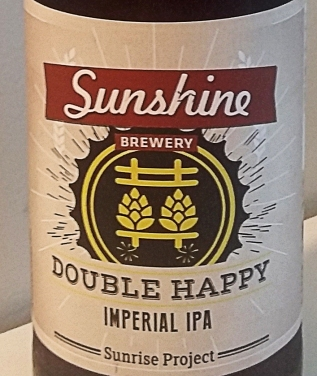 double happy label