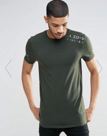 ASOS military print t shirt.JPG