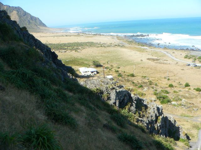 Cape Palliser, Photo by Aidan on Flickr, CC lic.jpg