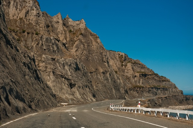 Cape Palliser Road, Photo by Phillip Capper, Flickr CC lic.jpg